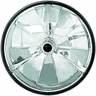 IPCW CWC-CE22 Crystal Diamond Cut Headlight with Tri-Bar - Pair