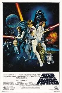 Star Wars Movie Mini poster 11inx17in Master Print