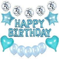 Uthianbath Birthday Decorations Balloons Banner