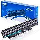 DTK Batería para Portátil Acer Aspire One D255 D257 D260 522 722 Netbook Battery AL10A31 AL10B31 AL10BW AL10G31 BT.00603.121 LC.BTP00 (11.1V 5200MAH)