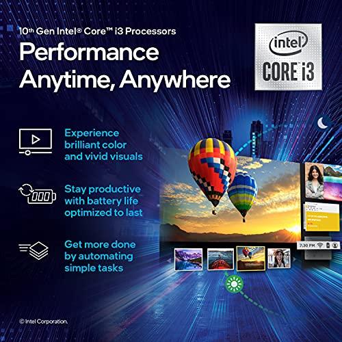 HP 15 (2021) Thin & Light 10th Gen Intel Core i3 Laptop, 8GB RAM, 1TB HDD, 39.62 cms (15.6