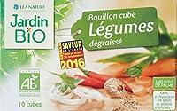 Biologique Sans exhausteur de goût ni arôme artificiels Sans huile de palme