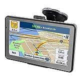 5' GPS Automatique de Voiture Moto , HIEHA Android Système d'Operation 4, Appareil...