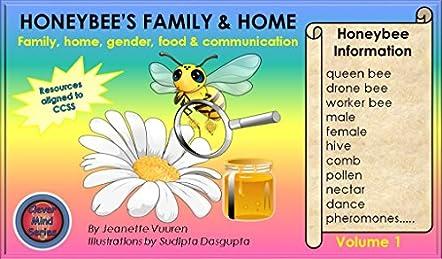 Honeybee's Family & Home