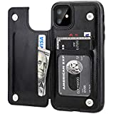 Best Wallets For Iphones - iPhone 11 Wallet Case with Card Holder,OT ONETOP Review