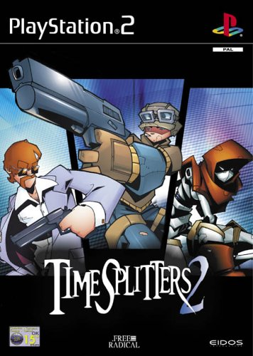 [Import Anglais]TimeSplitters 2 Game PS2