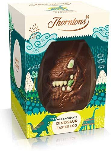 Thorntons Medium Kids Dinosaur Easter Egg - 151g