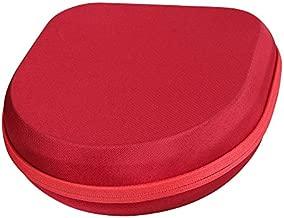 Hermitshell Hard EVA Travel Red Case fits Sony XB950B1 / MDRXB950BT/B MDRXB950BT/L MDRXB950BT/R Extra Bass Bluetooth Headphones