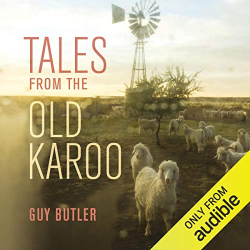 Tales from the Old Karoo audiobook cover art