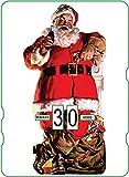 Calendario perpetuo vintage CocaCola 'Santa Claus Drinks'
