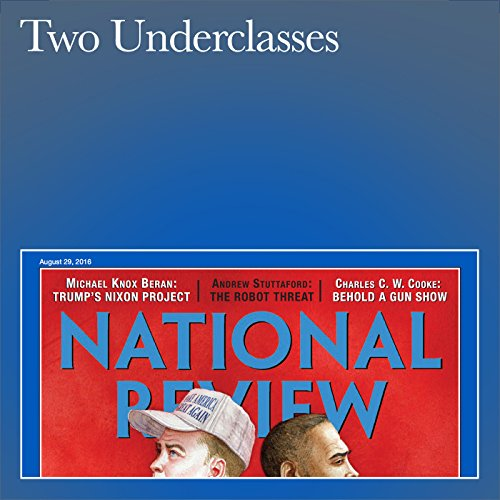 Two Underclasses audiobook cover art