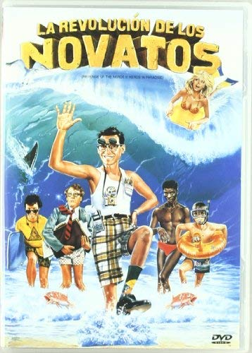 La Revolución De Los Novatos / Revenge of the Nerds II: Nerds in Paradise