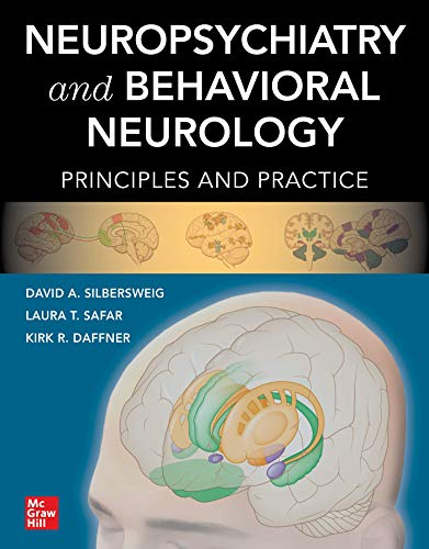 Compare Textbook Prices for Neuropsychiatry and Behavioral Neurology: Principles and Practice 1 Edition ISBN 9781260117103 by Silbersweig, David,Safar, Laura T.,Daffner, Kirk R.