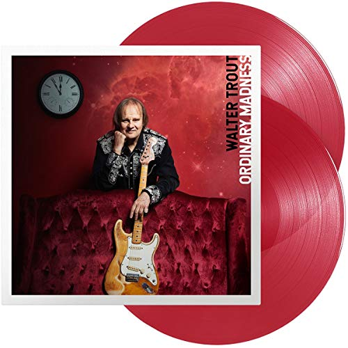 Ordinary Madness (Red Vinyl Lp)