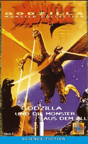 Godzilla - Monster aus dem All
