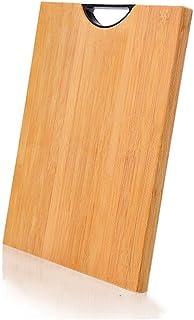 DLILI Planche à découper - Planche à découper Planche à découper en Bambou Planche à Coller pour la Cuisine Planche à déco...