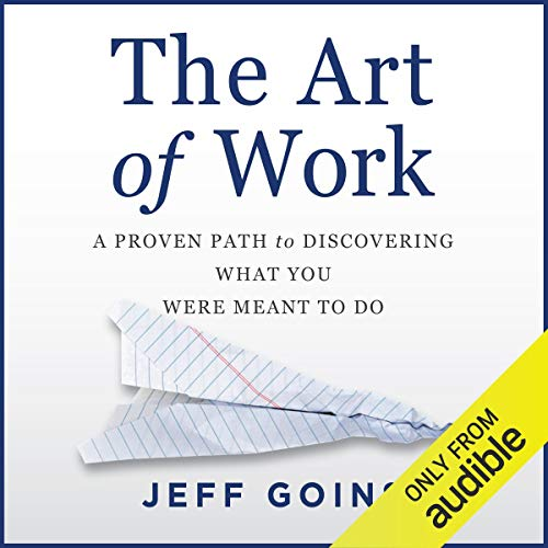 The Art of Work audiobook cover art