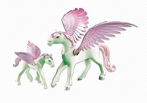 Playmobil Pegasus mit Fohlen 6461