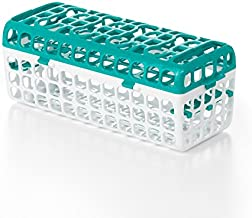 OXO Tot Dishwasher Basket for Bottle Parts & Accessories, Teal
