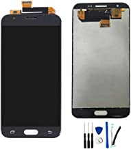 Full LCD Display with digitizer Touch Screen for Galaxy J3 2017 Prime SM-J327 J327R4 J327T1 J3 Amp Prime 2 SM-J327AZ J3 Emerge SM-J327A J327P J3 V 2017 J327V J327VPP 5