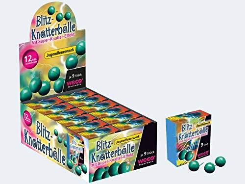 WECO Blitz Knatterbälle 9 St. Kat.F1 4001076016182