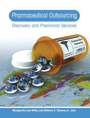 Price comparison product image Pharmaceutical Outsourcing: Discovery and Preclinical Services (Pharmaceutical Outsourcing,  Volume I)