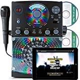 Best Karaoke Machines - Singing Machine SML385 Karaoke Equipment with Bluetooth 1 Review