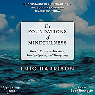 The Foundations of Mindfulness cover art