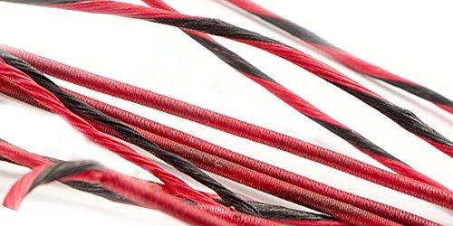 60X Custom Strings Barnett Raptor FX Crossbow Bow String & Cable Set BCY D97 (Flo Green/Black)