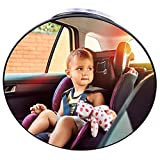 Best Baby Rear View Mirrors - Baby Car Mirror Suction Cup, Forward Facing Ba Review