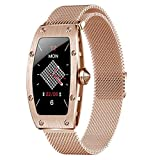 BAIZE Fitness Tracker,Color Screen Activity Tracker Smart Watch with Heart Rate Monitor, Waterproof Smartwatchs with Sleep Monitor, Step Counter, Calorie Counter