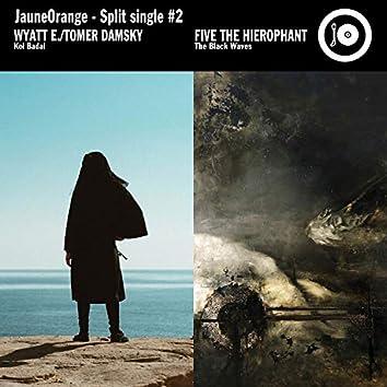 Jauneorange - Split Single #2