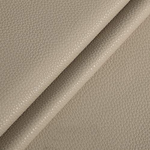 GAOCHAO YAN- Tela De Polipiel para Tapizar Tela De Imitación De Cuero Parche Cuero para Sofá Asiento De Coche Muebles Chaquetas Bolso Vendido por Metro Ancho Sin Cambios:1.4m (Color : 7#)