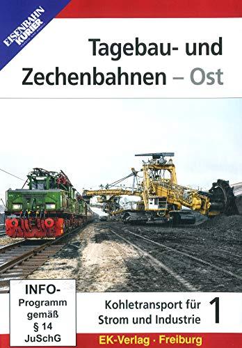 Tagebau- und Zechenbahnen - Teil 1: Ost