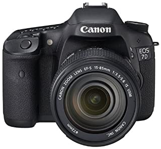 "Canon EOS 7D - Cámara réflex Digital de 18 MP (Pantalla 3"", estabilizador), Color Negro - Kit con Objetivo EF-S 18-135mm IS (Importado) (B002NGNQZK)   Amazon price tracker / tracking, Amazon price history charts, Amazon price watches, Amazon price drop alerts"
