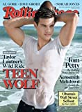 Posters Taylor Lautner Poster Rolling Stone Cover 61cm x