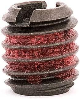 Pack of 5 M12-1.75 Internal Threads Meets AISI 12L14 E-Z Lok Externally Threaded Insert Made in US M16x2.0 External Threads C12L14 Carbon Steel 16.99mm Length