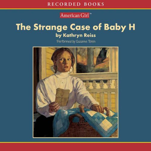 The Strange Case of Baby H audiobook cover art