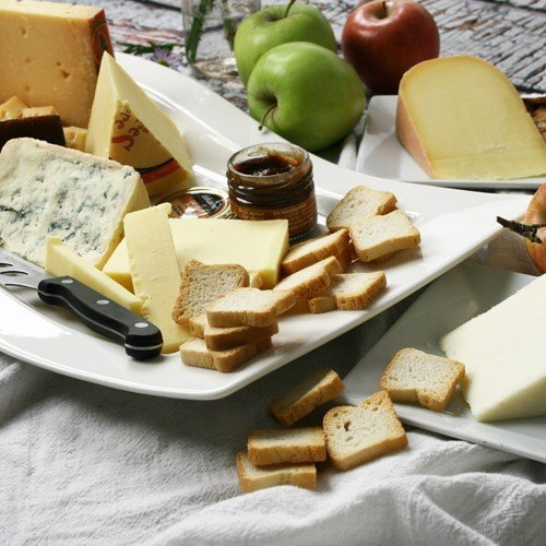 Assortment of Eclectic International Cheeses (69.5 ounce)