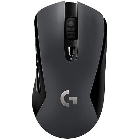 【Amazon.co.jp限定】Logicool G ロジクール G ゲーミングマウス ワイヤレス G603 HERO センサー LIGHTSPEED 無線 Bluetooth 2種類接続対応 国内正規品 Amazon限定壁紙ダウンロード付き