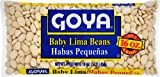 Goya Foods Baby Lima Beans, 16-Ounce (Pack of 24)...