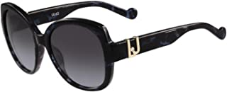 Liu Jo Rectangle Women's Sunglasses - LJ660SR-469-55-18-135 mm