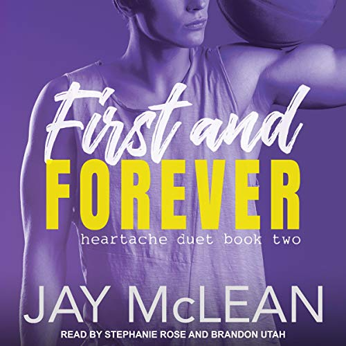 First and Forever audiobook cover art