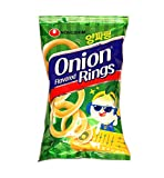 Nong Shim Onion Rings | Made in Korea | 3.17 ounces