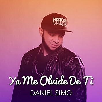 Ya Me Olvide De Ti (Radio Edit)
