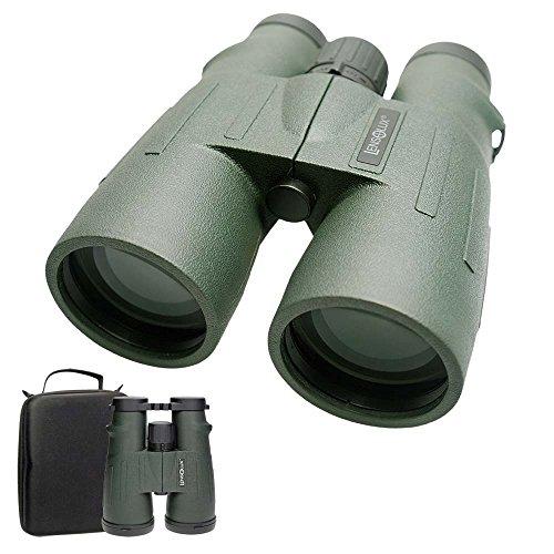 LENSOLUX prismáticos de visión nocturna 8 x 56 gran angular, prismas BAK-4, óptica completamente revestida,con relleno de nitrógeno para impedir el empañamiento- El prismático luminoso- Calidad máxima a un precio pequeño, por tan sólo