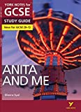 Anita and Me: York Notes for GCSE (9-1): everything you need to catch up, study and prepare for 2021 assessments and 2022 exams