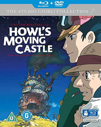 Howl's Moving Castle [Edizione: Regno Unito] [Italia] [Blu-ray]