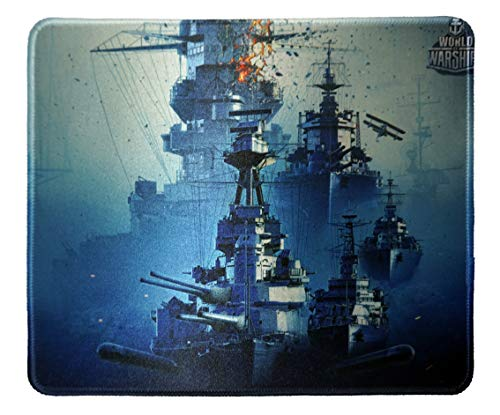 World of Warship Gaming Mouse Pad Battleship 12x10 inches Custom Mousepad Gaming mat