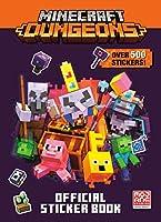 Minecraft Official Dungeons Sticker Book (Minecraft)